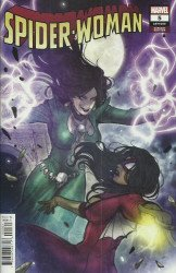 Marvel Comics's Spider-Woman Issue # 5f
