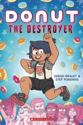 Graphix's Donut the Destroyer TPB # 1