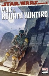 Marvel Comics's Star Wars: War of the Bounty Hunters - Alpha Issue # 1mega-a