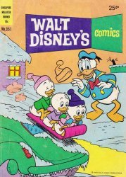 W.G.(Wogan)Publications's Walt Disney's Comics Issue # 357