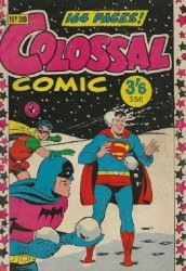 K.G. Murray Publishers's Colossal Comic Issue # 38