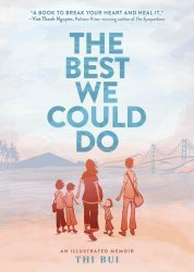 Harry N. Abrams Books's The Best We Could Do: An Illustrated Memoir Hard Cover # 1