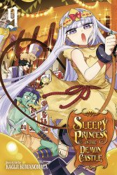 Viz Media's Sleepy Princess in the Demon Castle Soft Cover # 9