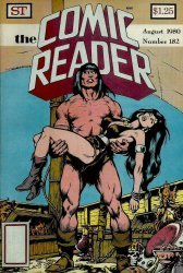 Street Enterprises's The Comic Reader Issue # 182