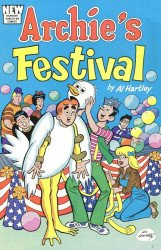 New Barbour Christian Comics's Archie's Festival Issue # 1