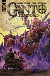 IDW Publishing's Canto & The City of Giants Issue # 1ri