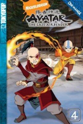 Avatar: The Last Airbender - Cinemanga Soft Cover 1 (Tokyo