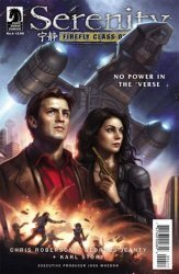 Dark Horse Comics's Serenity: No Power in The 'Verse Issue # 6