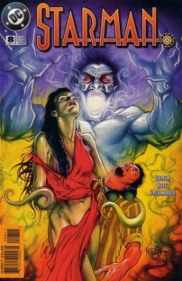 1994-2001 2 #8 Starman Vol