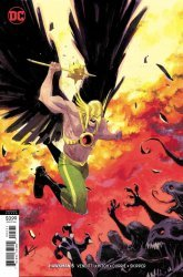 DC Comics's Hawkman Issue # 5b