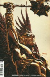 DC Comics's Hawkman Issue # 19b