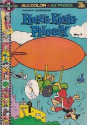 K.G. Murray Publishers's Hong Kong Phooey Issue # 7