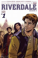 Archie Comics Group's Riverdale Season 3 Issue # 1