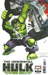 Marvel Comics's Immortal Hulk  Issue # 33i