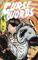 Image Comics's Curse Words Issue # 9b