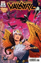 Marvel Comics's Valkyrie: Jane Foster Issue # 6c