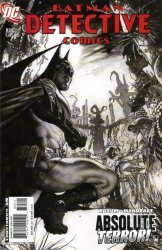 DC Comics's Detective Comics Issue # 835