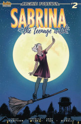 Archie Comics Group's Sabrina The Teenage Witch Issue # 2c