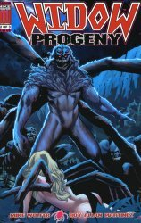 Mike Wolfer Entertainment's Widow Progeny Issue # 2