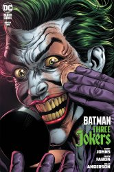 DC Black Label's Batman: Three Jokers Issue # 2g