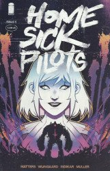 Image Comics's Home Sick Pilots Issue # 5