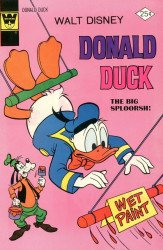 Gold Key's Donald Duck Issue # 165whitman