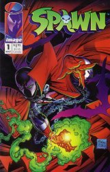 Image Comics's Spawn Issue # 1