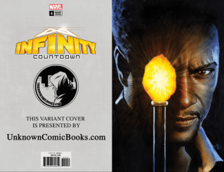 Marvel Comics's Infinity Countdown Issue # 4unknown