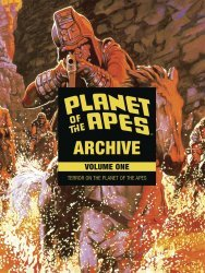 BOOM! Studios's Planet Of The Apes: Archive Hard Cover # 1