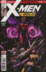 Marvel Comics's X-Men Gold Issue # 14