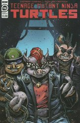 IDW Publishing's Teenage Mutant Ninja Turtles Issue # 110b