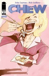 Image's Chew Issue # 3