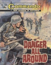 D.C. Thomson & Co.'s Commando: War Stories in Pictures Issue # 1593