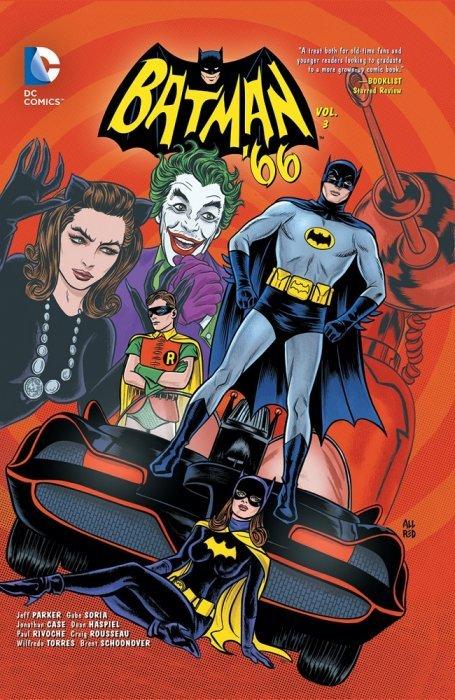 Batman 66 Vpx
