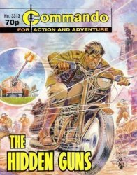 D.C. Thomson & Co.'s Commando: For Action and Adventure Issue # 3313