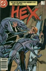 DC Comics's Hex Issue # 2