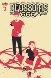Archie Comics Group's Blossoms 666 Issue # 3c