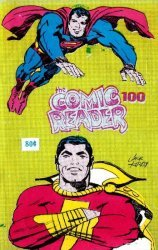 Street Enterprises's The Comic Reader Issue # 100