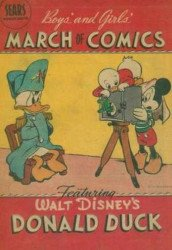 Western Printing Co.'s March of Comics Issue nn (# 4)-b
