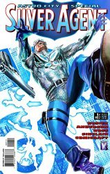 WildStorm's Astro City: Silver Agent Issue # 1