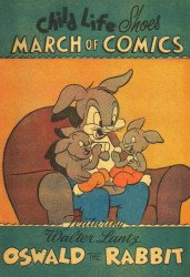 Western Printing Co.'s March of Comics Issue # 53d