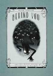 IDW Publishing's Behind You One-Shot Horror Stories Hard Cover # 1