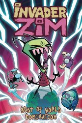 Oni Press's Invader Zim: Best of World Domination TPB # 1