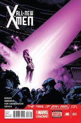 Marvel's All-New X-Men Issue # 23