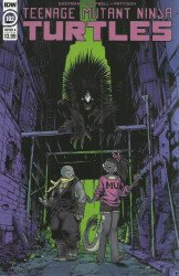 IDW Publishing's Teenage Mutant Ninja Turtles Issue # 102