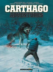 Humanoids Publishing's Carthago Adventures Hard Cover # 1