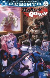 DC Comics's Harley Quinn Issue # 1heroes-a