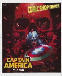 Comic Shop News's Comic Shop News Issue # 1690