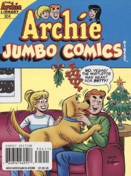 Archie Comics Group's Archie Jumbo Comics Digest Issue # 304