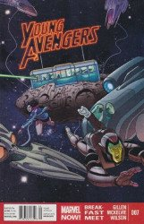 Marvel Comics's Young Avengers Issue # 7b